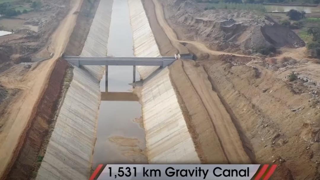 CW Projects: Kaleshwaram Lift Irrigation Project