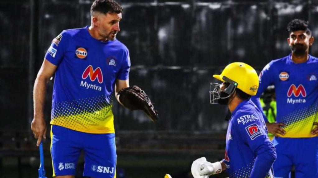 Hussey tests negative, Wriddhiman positive again for Covid-19