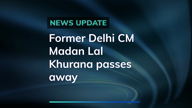 Former Delhi CM Madan Lal Khurana passes away
