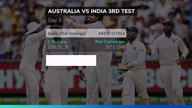 MCG Test day 3: Bowlers put India in command
