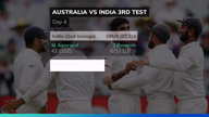MCG Test day 4: India 2 wickets away from win at stumps