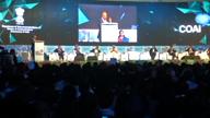 Jio's Ambani warns tariff wars will continue, Mittal  bemoans high taxes