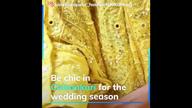 Be chic in chikankari for the wedding season