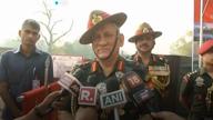 Army Chief: Pak using terror to keep Kashmir pot boiling