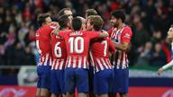 After Dortmund humbling, Atletico Madrid top La Liga