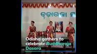 Odisha gathers to celebrate Buddharaja Dasara