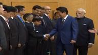 भारत और जापान के बीच 6 समझौतों पर हस्ताक्षर
