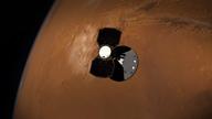 चंद घंटों में मंगल पर उतरने वाला है नासा का स्पेस क्राफ्ट