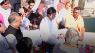 After BJP's challenge, Rahul reveals his 'gotra' at Pushkar