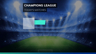 Champions League tonight: AS Roma vs Real Madrid