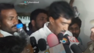 Telangana: Cong candidate attempts suicide to stop police raid