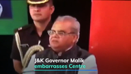 When Governor gave away Centre's J&K plan