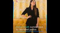 Daisy Shah summoned by Mumbai Police in Tanushree-Nana case