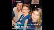 Design plagiarism row: Ranbir's sister apologies