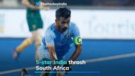 5-star India thrash South Africa