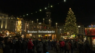 Famous Dresden Christmas market opens for business
