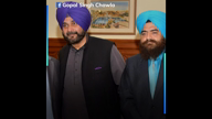 Navjot Sidhu's new controversy: photo with Khalistani leader