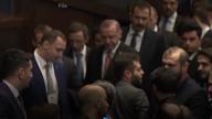 Erdogan offers to mediate between Russia and Ukraine