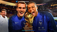 Couple may face ban for naming baby 'Griezmann Mbappe'