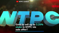Govt to sell 3.25% stake in NTPC to meet divestment target: Sources