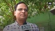 Report: Centre grants sanction to prosecute Satyendra Jain