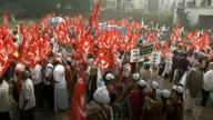Ramlila Maidan resonates: 'Not Mandir, need loan waiver'