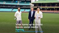 Why Virat in shorts had social media fuming