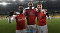 Europa league: Arsenal top Group E