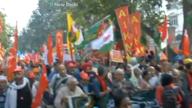 Farmers' fury: Massive protest in Capital