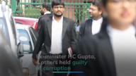 Coal scam case: ex-coal secretary HC Gupta, 4 others convicted