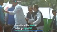 किसान तोहफा नहीं, अपना हक मांग रहा है: राहुल गांधी