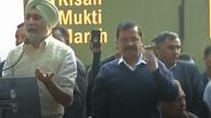 Kejriwal: Crop insurance scheme is BJP's Kisan Daka Yojna
