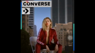 Miley Cyrus X Converse gives us some holiday fun
