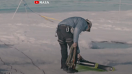 Greenland's ice is melting even in winter!