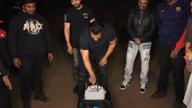 Salman Khan's Midnight birthday bash