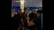 Sushmita Sen shakes a leg with birthday boy Salman Khan