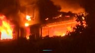 मुंबई में 16 मंजिला इमारत में भीषण आग, 5 लोगों की मौत