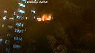 5 senior citizens killed in Mumbai high-rise blaze