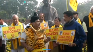 जब भगवान शिव का भेष बना संसद पहुंचा सांसद