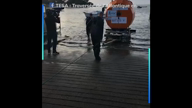 71-year-old French man to float across the Atlantic in a barrel!