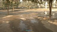 नोएडा: नमाज विवाद के बाद पार्क में भरा पानी