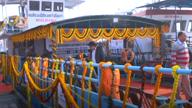 Cruise to ferry pilgrims to the Kumbh Mela 2019