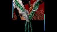 Cartier honours actress María Félix with a crocodile collection