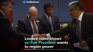 Musharraf wants to return to power, shows leaked video