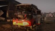Naxals kill 1, torch 4 buses in Bihar's Aurangabad district