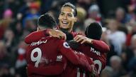Premier League: Liverpool thrash Arsenal 5-1 to maintain top spot