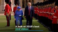 2018's crazy viral videos