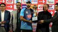 Bangladesh captain Mashrafe secures landslide win in polls