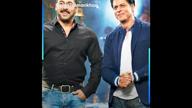 Salman Khan and Shah Rukh Khan relived their Karan Arjun days