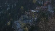 Pool turned into ice skating rink draws tourists to Shimla